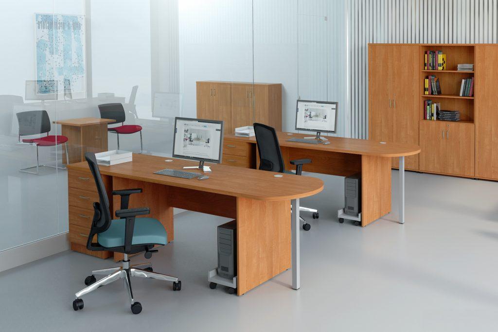 V tejto rade EKO ponúka kancelársky nábytok základne vlastnosti nábytku