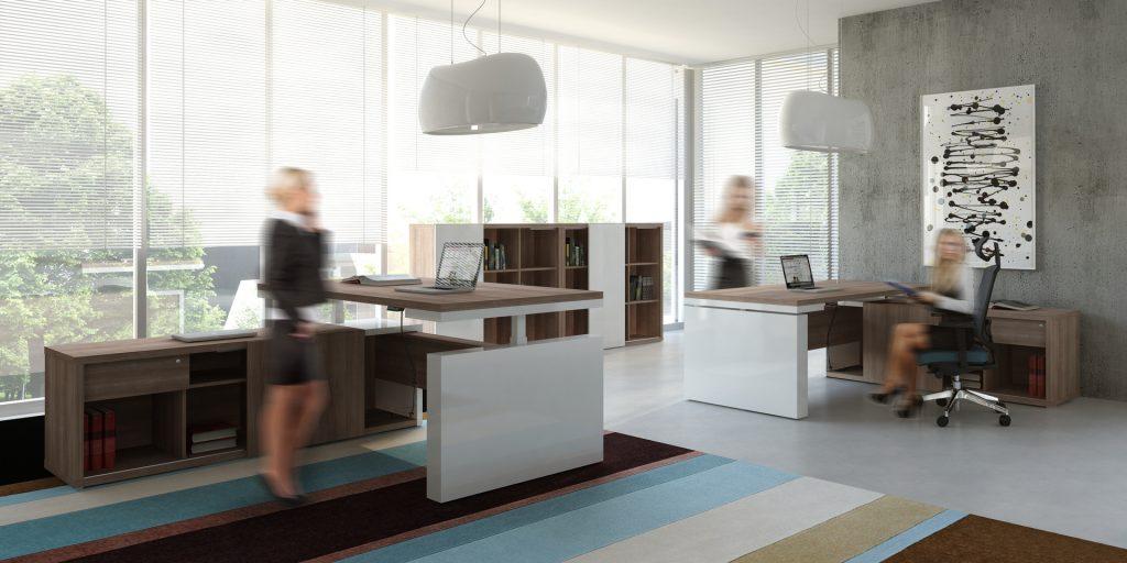 Nábytok do kancelárie MITO