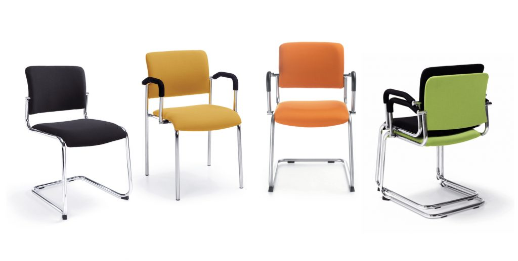 KOMO elegantná stolička