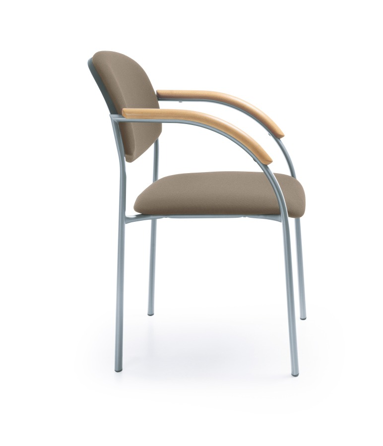 MUZA je jednoduchá konferenčná stolička